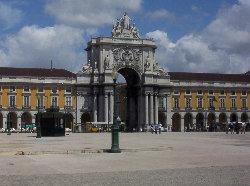 Plaza del Comercio Lisboa