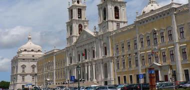 Convento de Mafra.