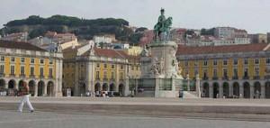 Plaza Comercio Lisboa