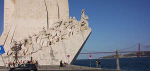 Monumento Descubridores Lisboa