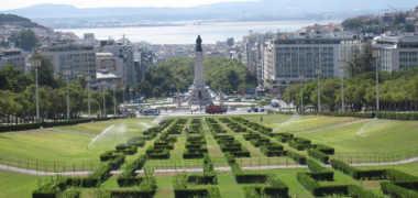 Centro Lisboa moderno