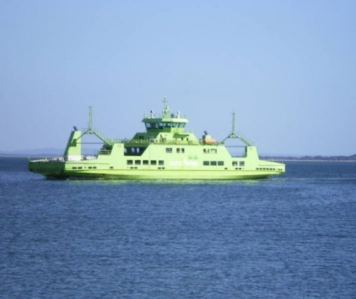 Ferry Setubal Troia