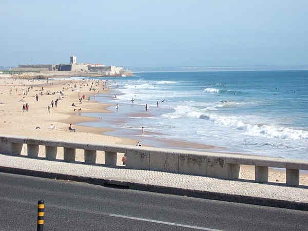 Playa Carcavelos