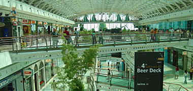 Centros Comerciales Lisboa