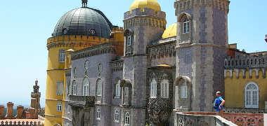 Palacio Pena Sintra