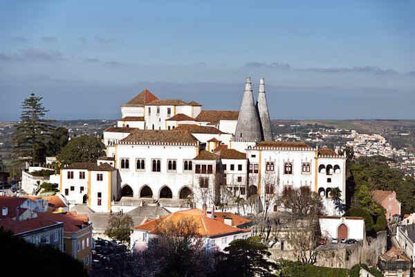 Que ver en Sintra - Palacio Nacional
