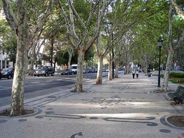 Avenida Liberdade Lisboa