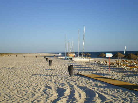 playa troia