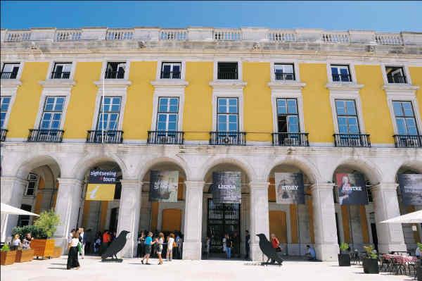 Museo Historia Lisboa