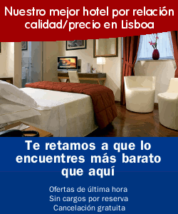 Hoteles Booking Lisboa