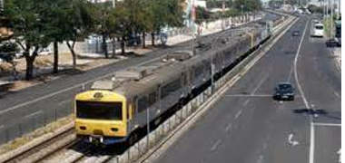 Tren Lisboa Cascais