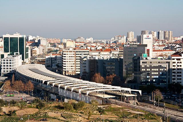 Lisboa Entrecampos